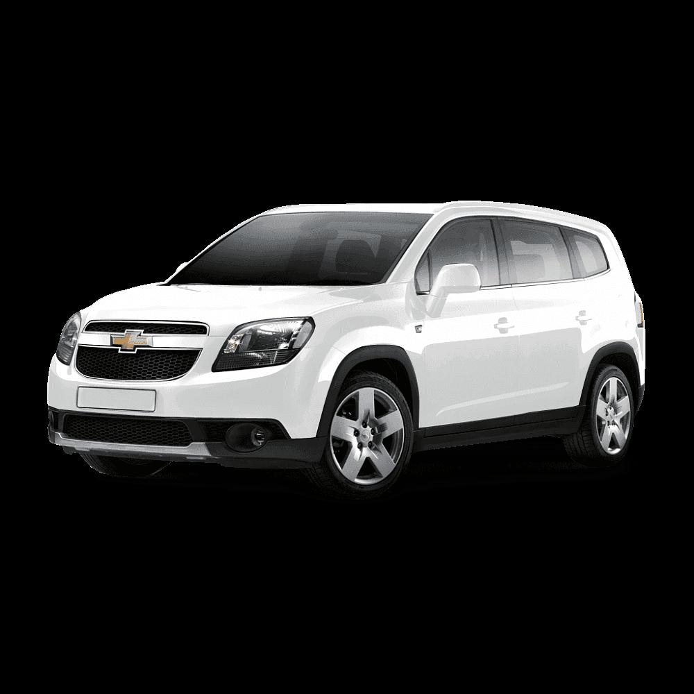 Выкуп утилизированных Chevrolet Orlando