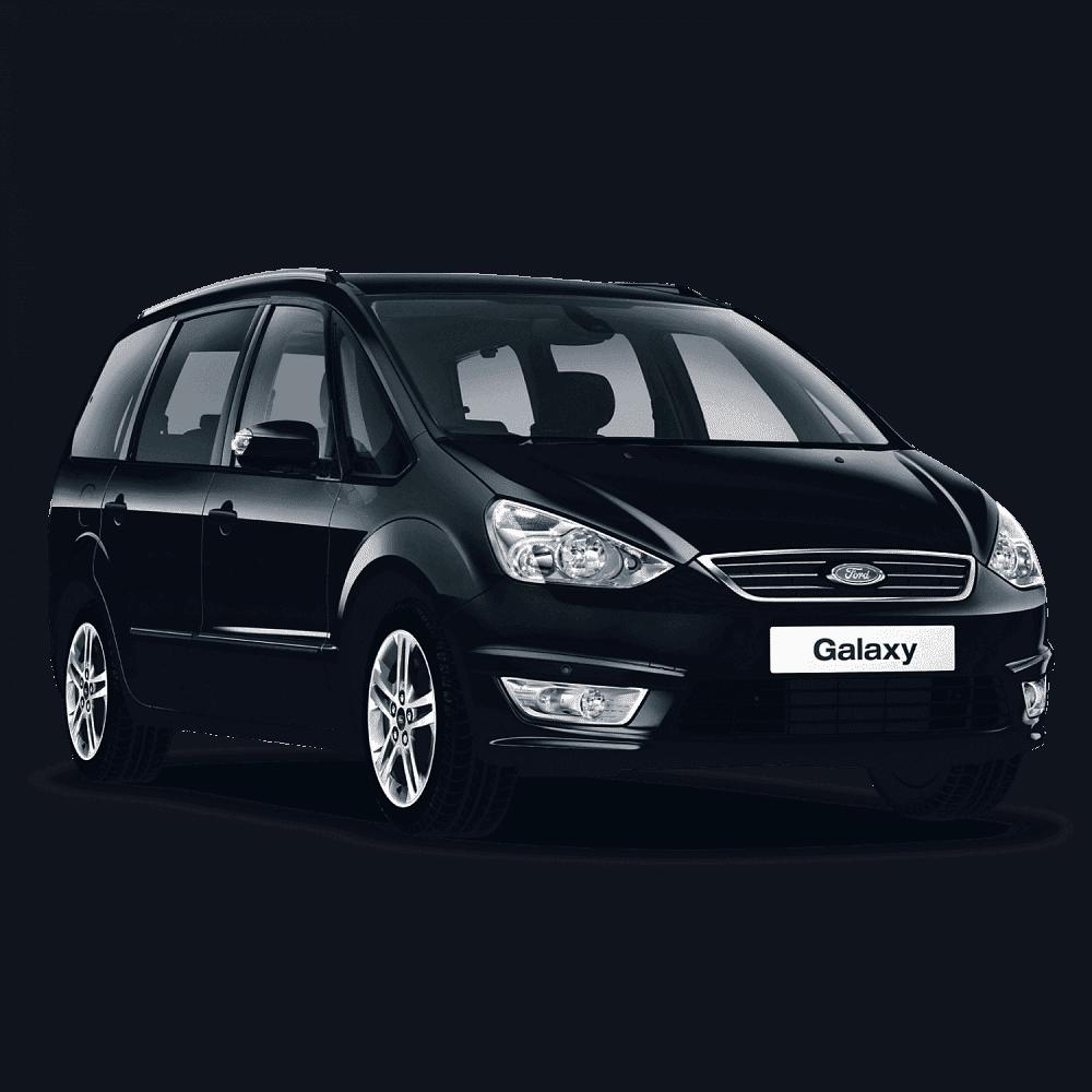 Выкуп разбитых Ford Galaxy