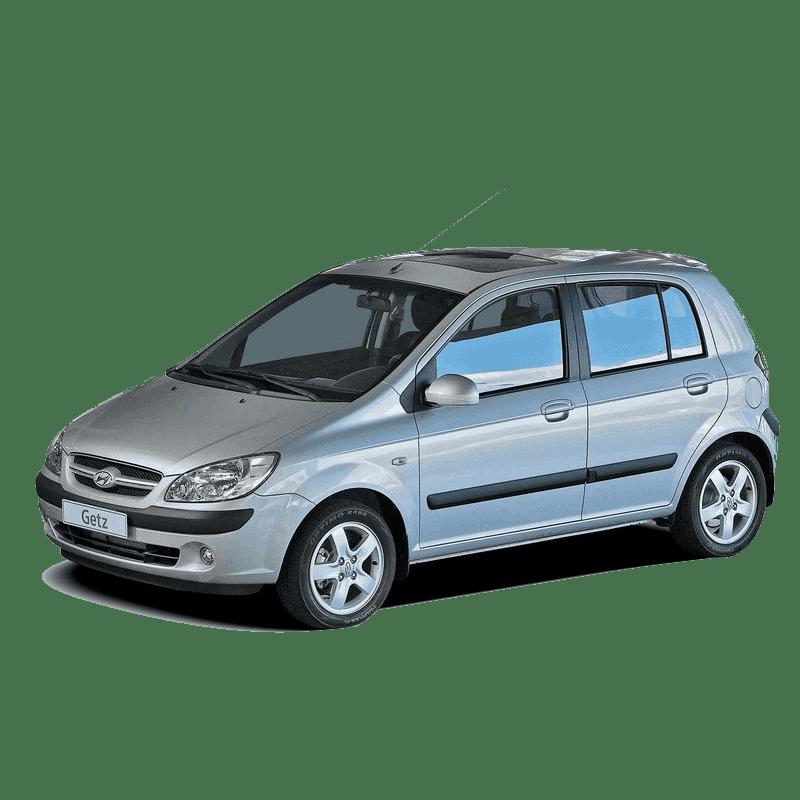 Выкуп аварийного Hyundai Getz