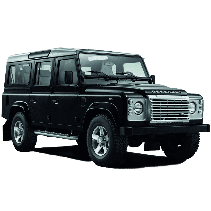 Выкуп утилизированных Land Rover Defender