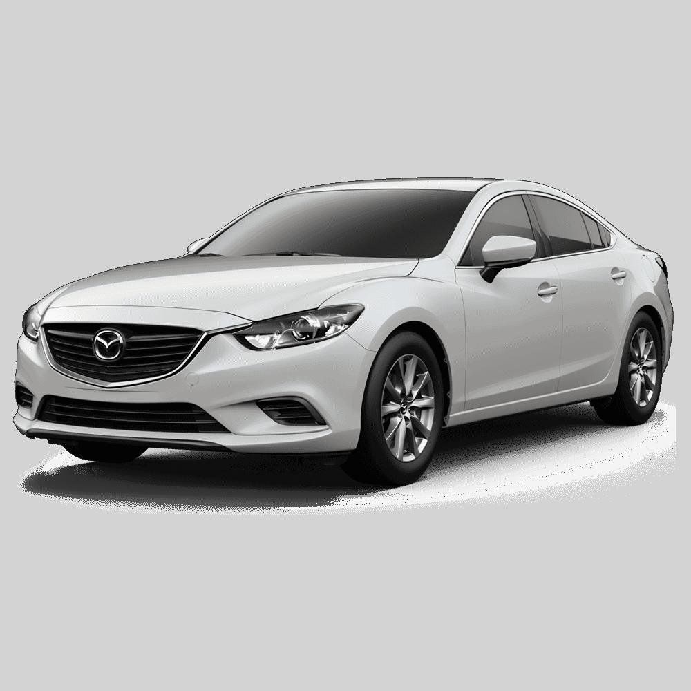Выкуп разбитых Mazda 6
