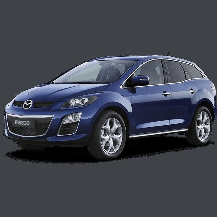 Выкуп утилизированных Mazda CX-7