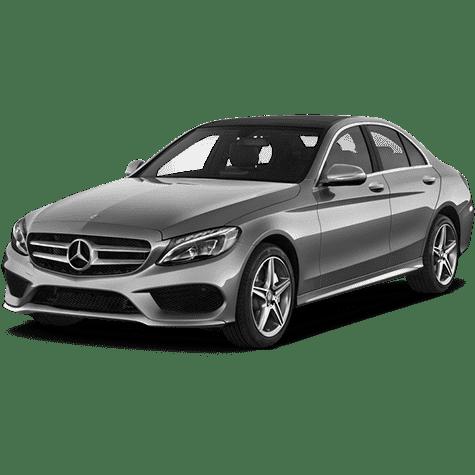 Выкуп разбитых Mercedes C-klasse