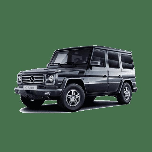 Выкуп утилизированных Mercedes G-klasse