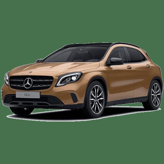 Срочный выкуп Mercedes GLA-klasse