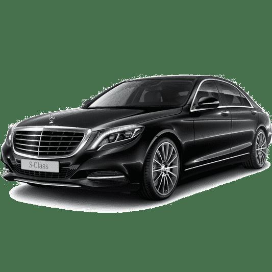 Выкуп разбитых Mercedes S-klasse