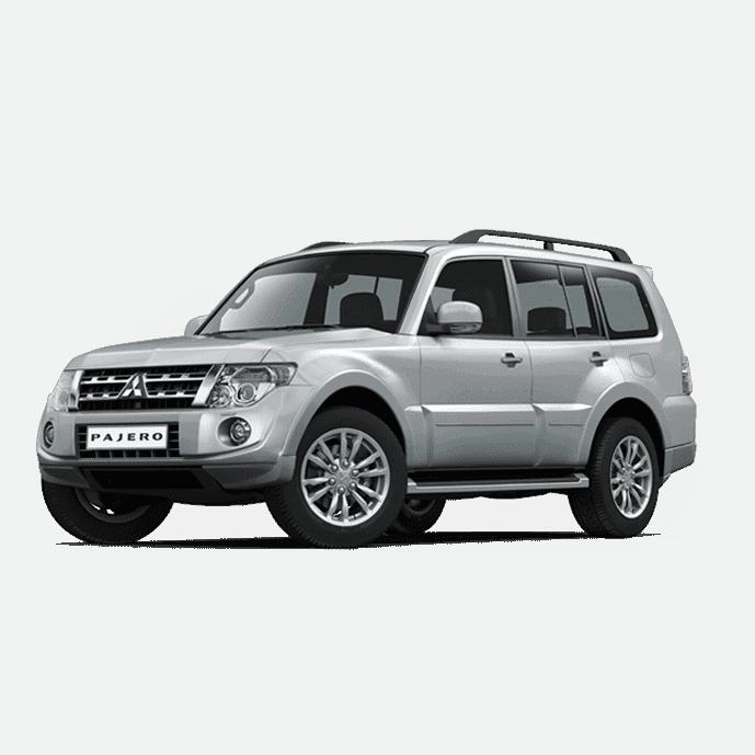 Выкуп аварийного Mitsubishi Pajero