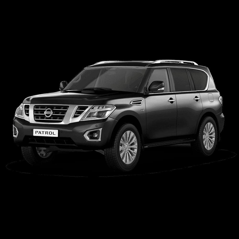 Выкуп утилизированных Nissan Patrol