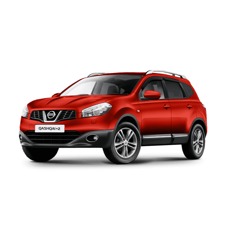 Выкуп иномарок Nissan Qashqai-2