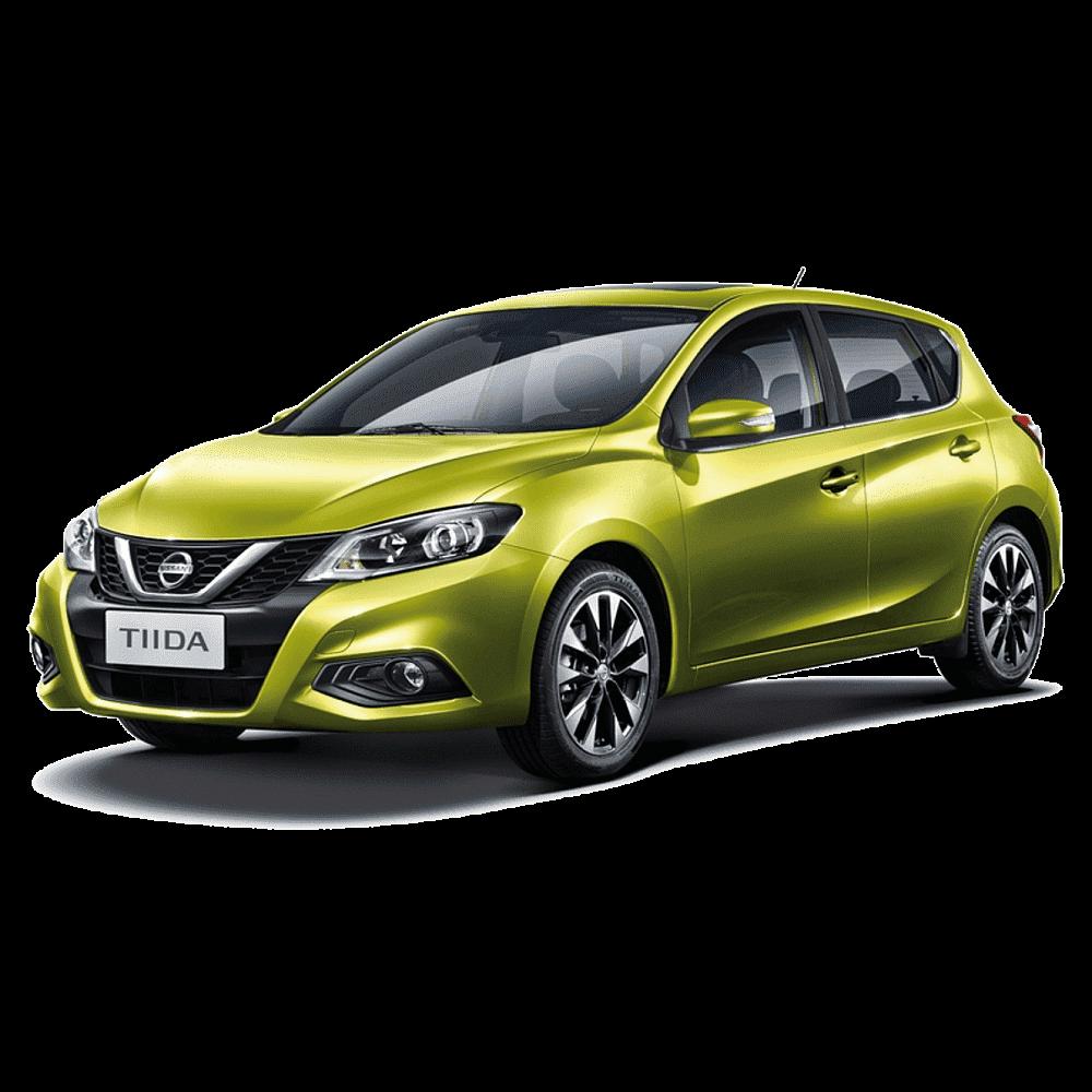 Выкуп разбитых Nissan Tiida