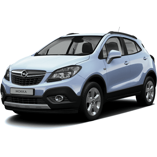 Выкуп аварийного Opel Mokka