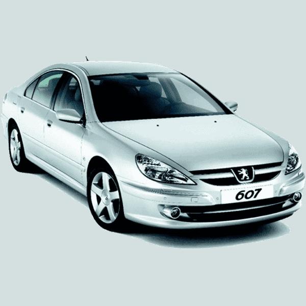 Выкуп Peugeot 607