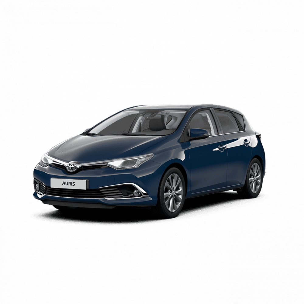 Выкуп Toyota Auris с пробегом