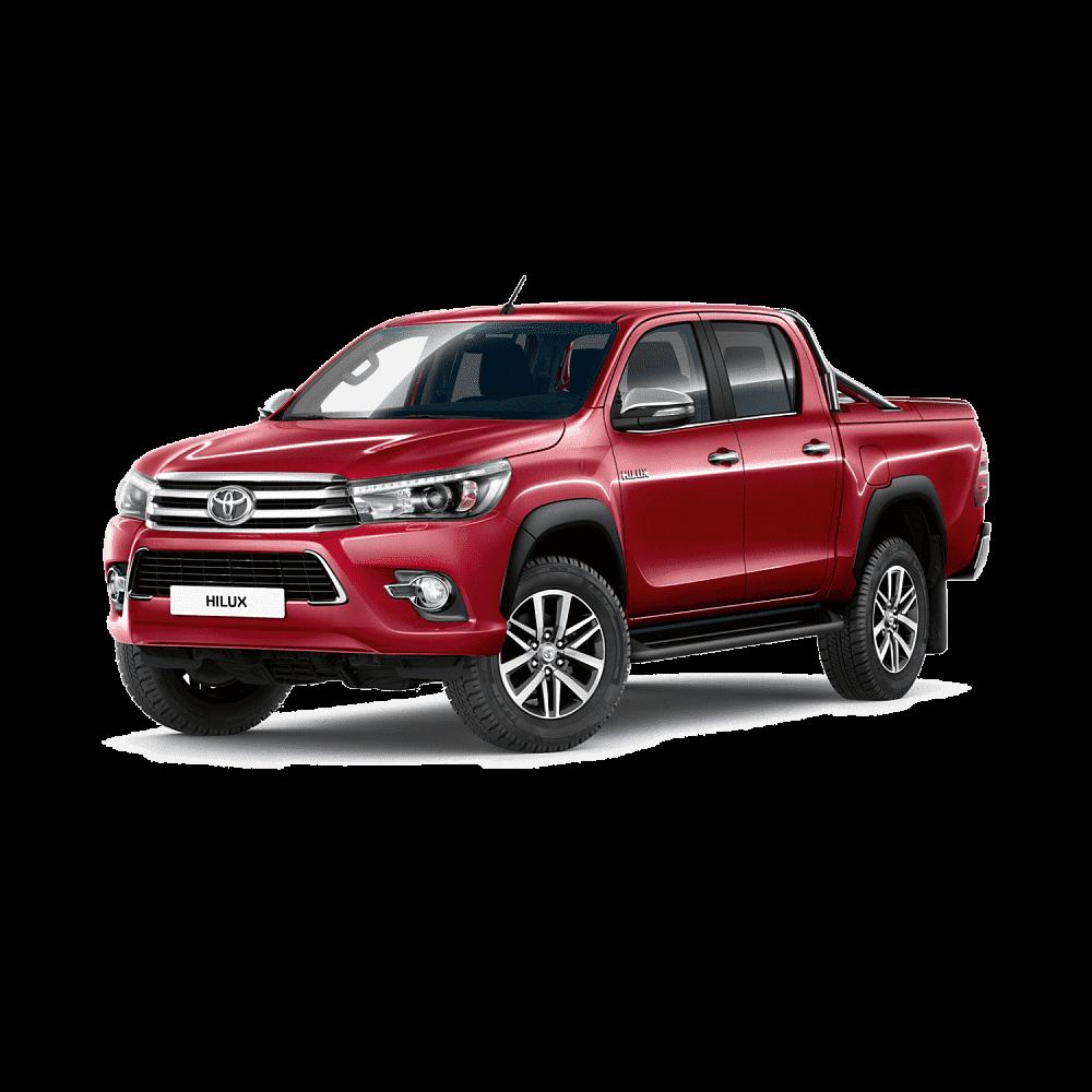 Выкуп иномарок Toyota Hilux