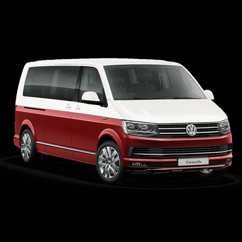 Выкуп Volkswagen Caravelle с пробегом