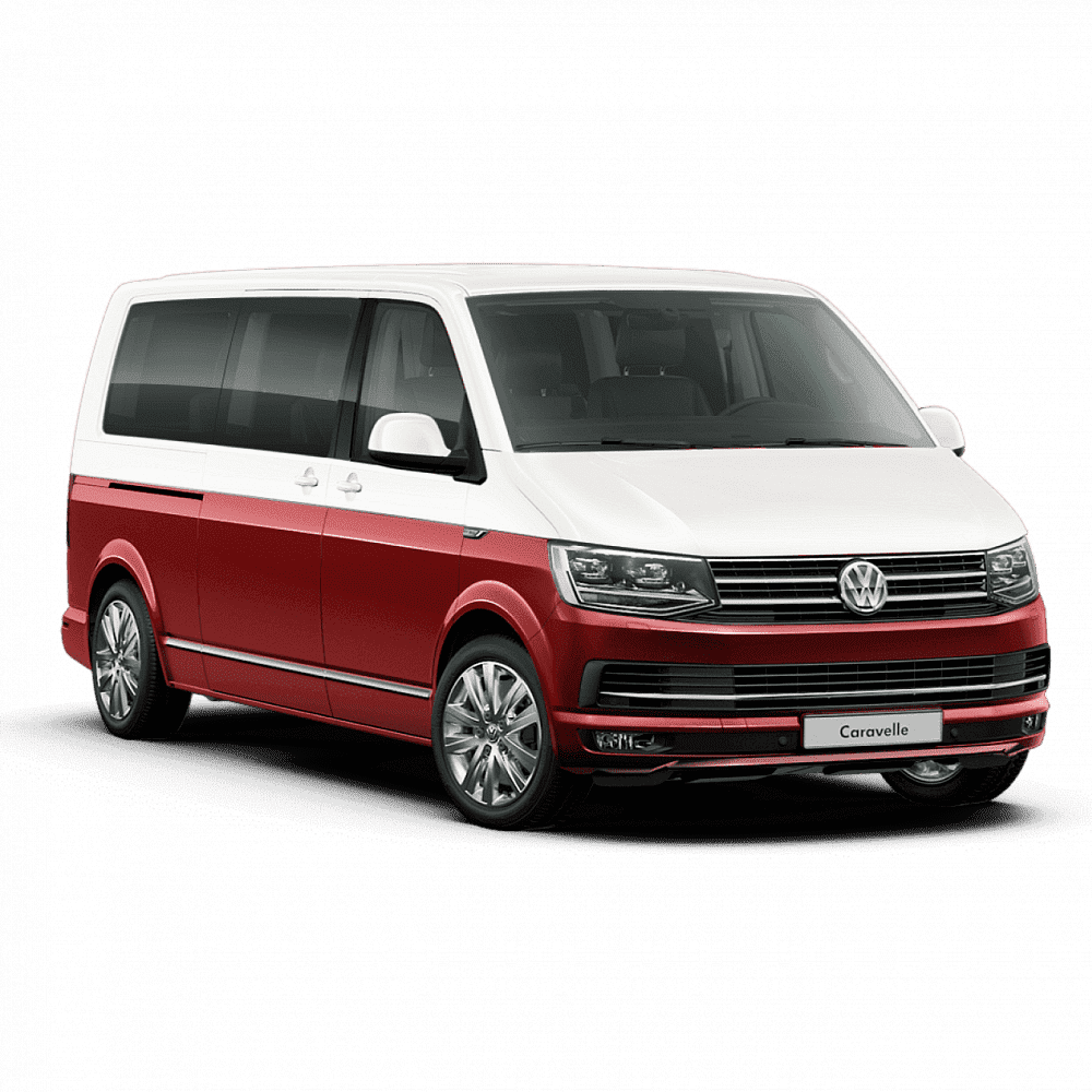 Выкуп Volkswagen Caravelle в залоге у банка