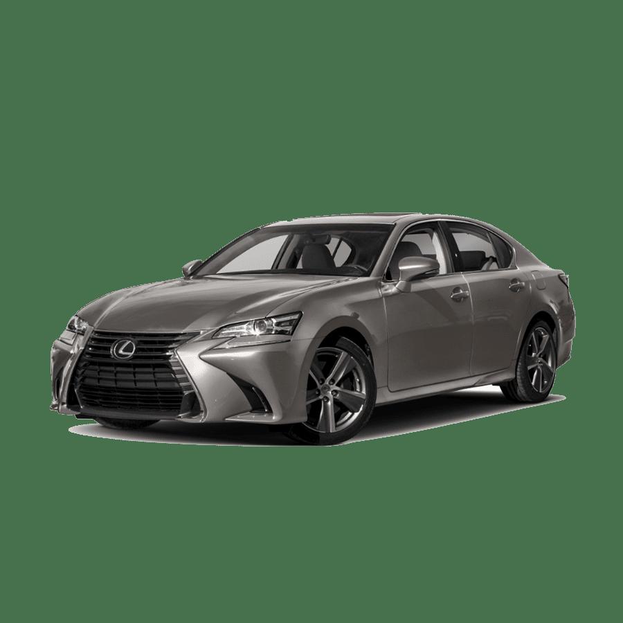 Выкуп утилизированных Lexus GS