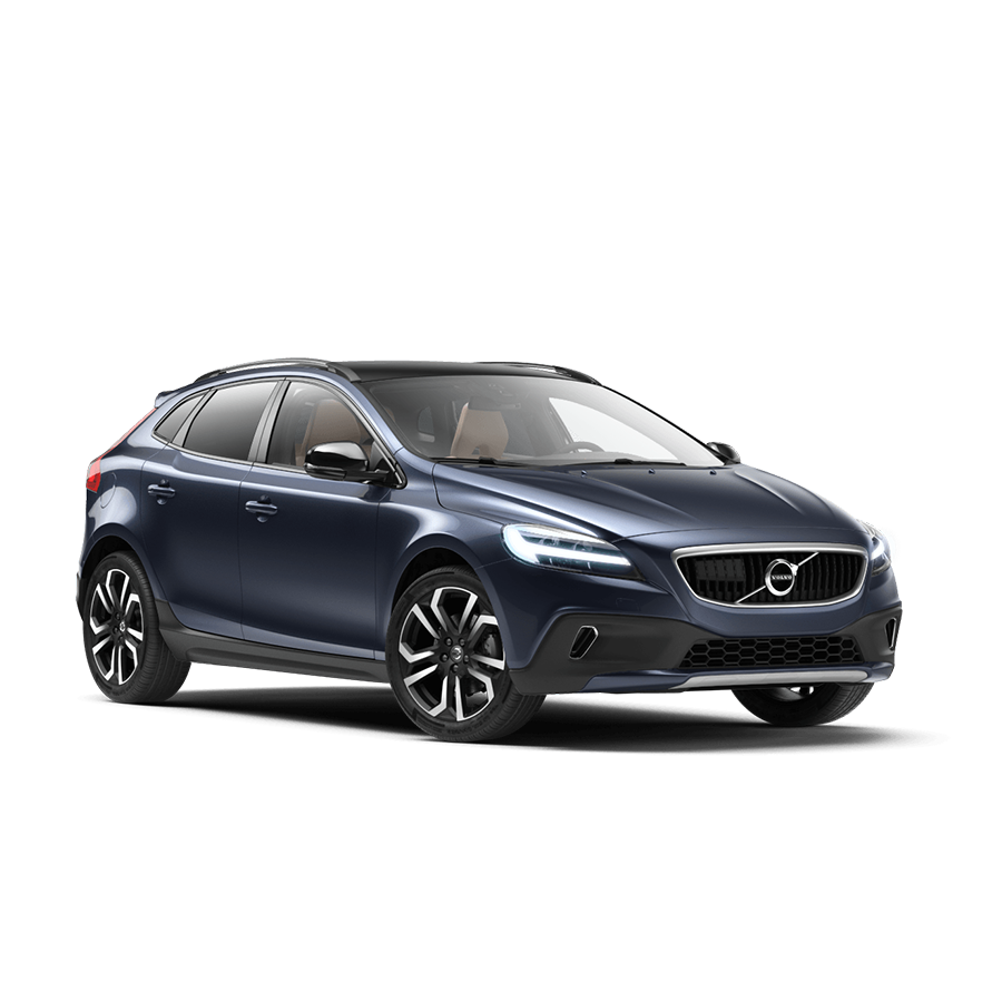 Выкуп утилизированных Volvo V40 Cross Country