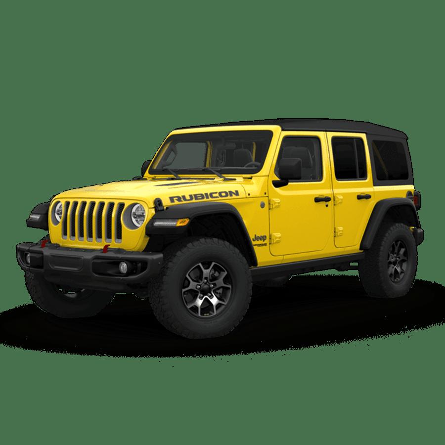 Выкуп Jeep Wrangler в залоге