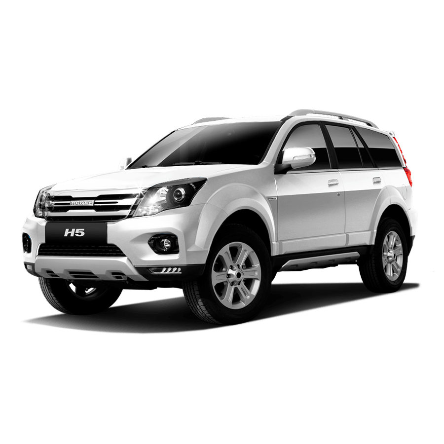 Выкуп Great Wall Hover H5