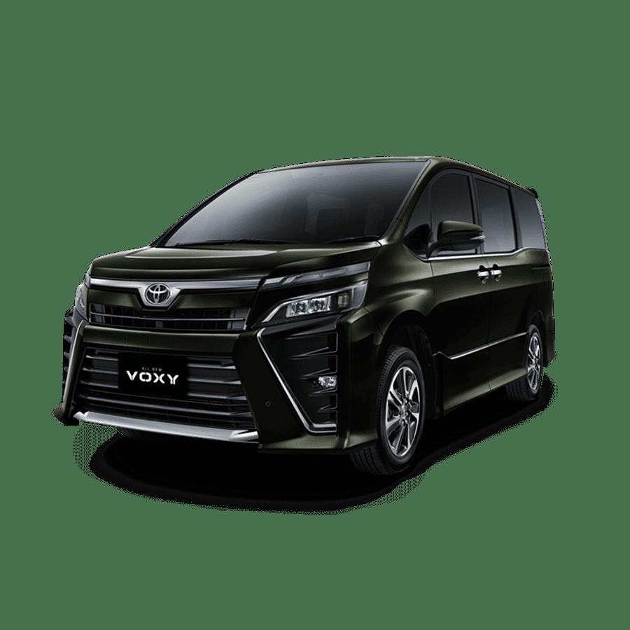 Выкуп Toyota Voxy с пробегом