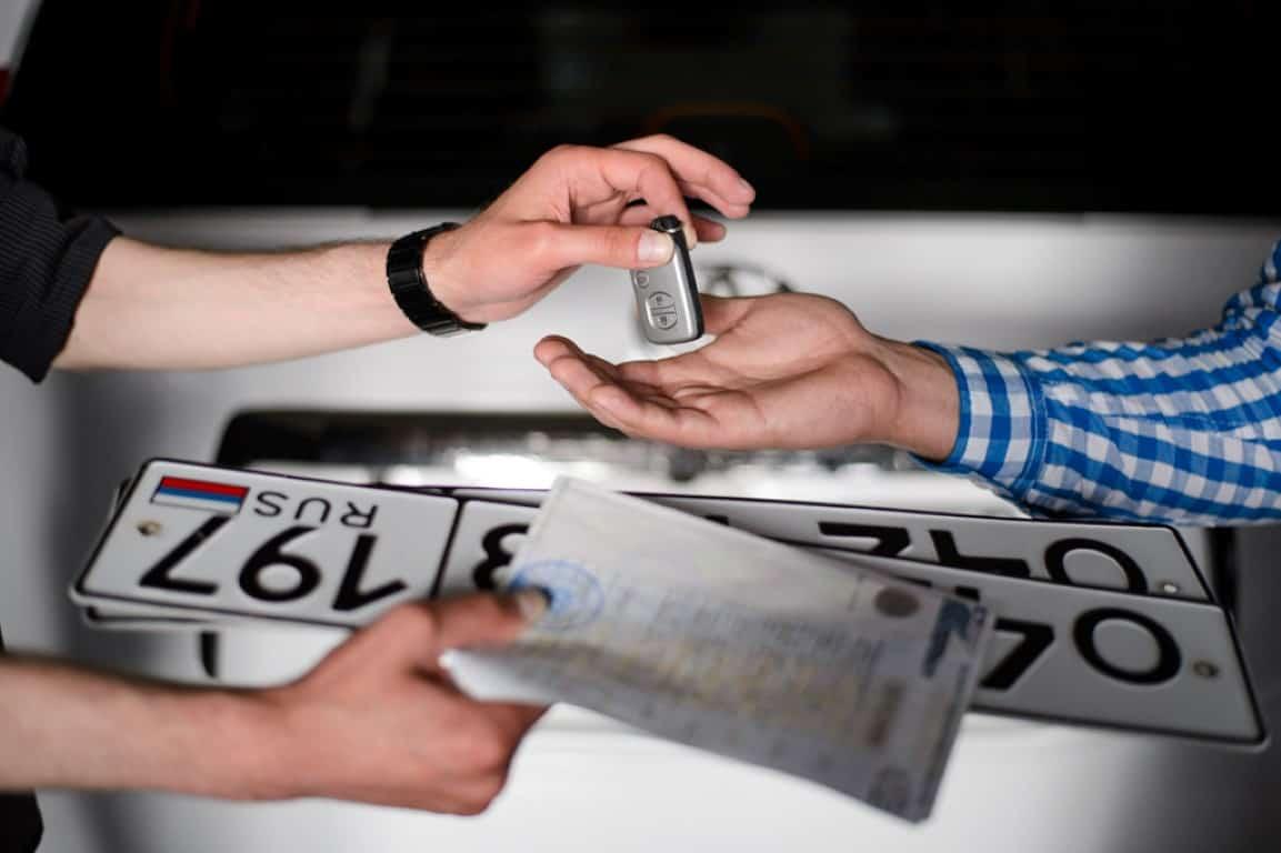 Новые правила купли/продажи авто – изменения с мая 2021 года